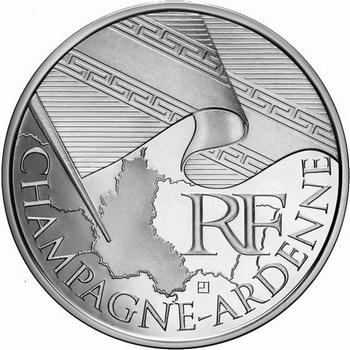 Les euros des régions 2010 Champa10