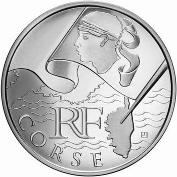 Les euros des régions 2010 Corse10