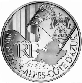 Les euros des régions 2010 Paca10