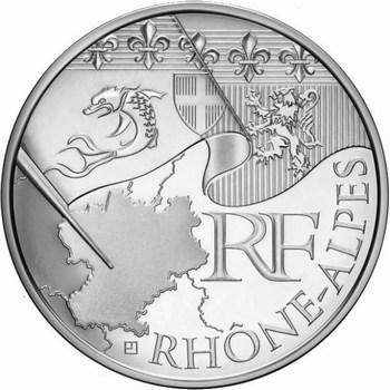 Les euros des régions 2010 Rhone_10
