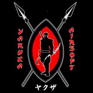 PRESENTACIÓN OFICIAL YAKUZA AIRSOFT Logopa10