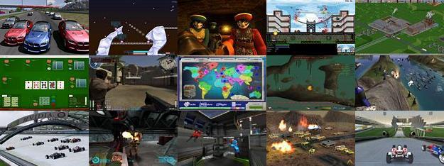 [PC] RetrOnline, les anciens jeux jouables sur le net! - Page 2 Glogal11