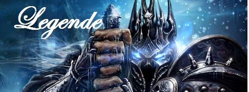 Forum de la guilde - Legende
