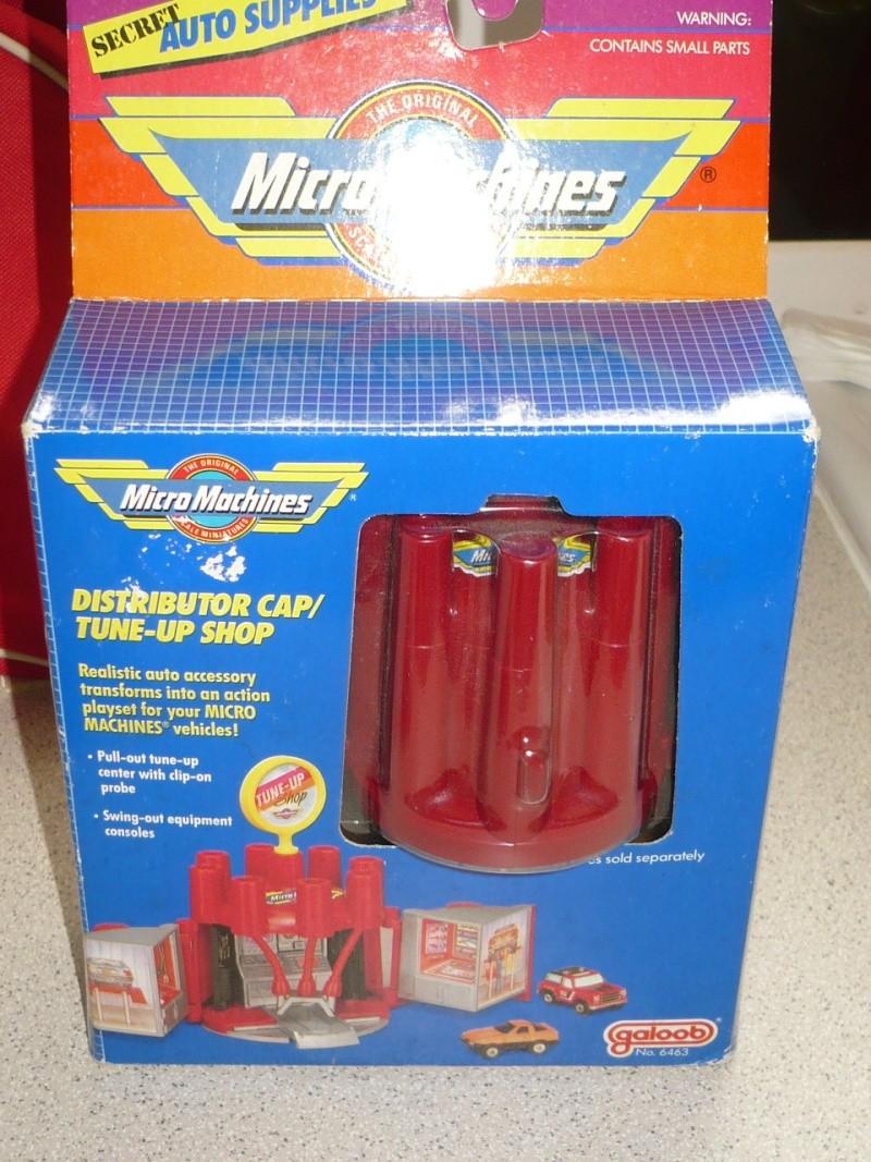 Et les Micro Machines dans tout ça ? ... 01210
