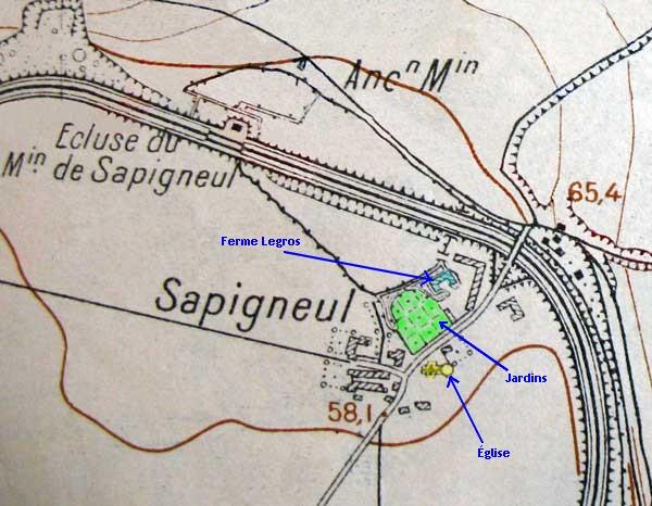 Plan de Sapigneul Sapign10