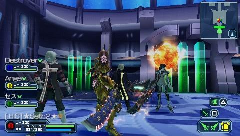 My Review On Phantasy Star Portable 2 Infinity Snap0115