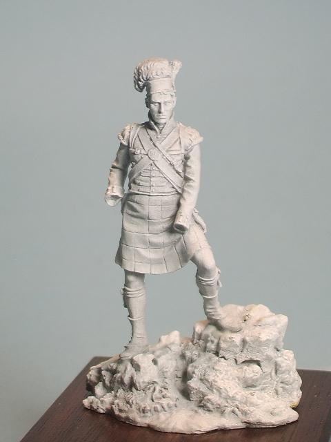 Gordon Highlander 1815 Gordon12