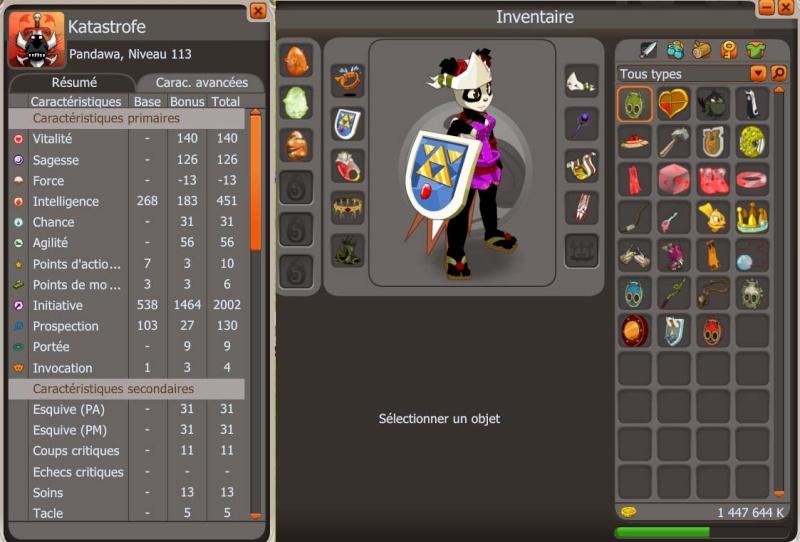 Katastrofe, Panda Feu/Po (113) Statsb10