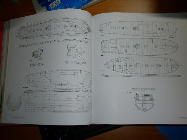 HMS Surprise di Patrik O' Brian secondo Brian Lavery... autocostruita. P1000420