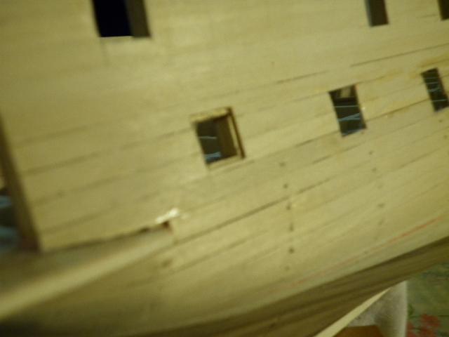 HMS Surprise di Patrik O' Brian secondo Brian Lavery... autocostruita. P1000611