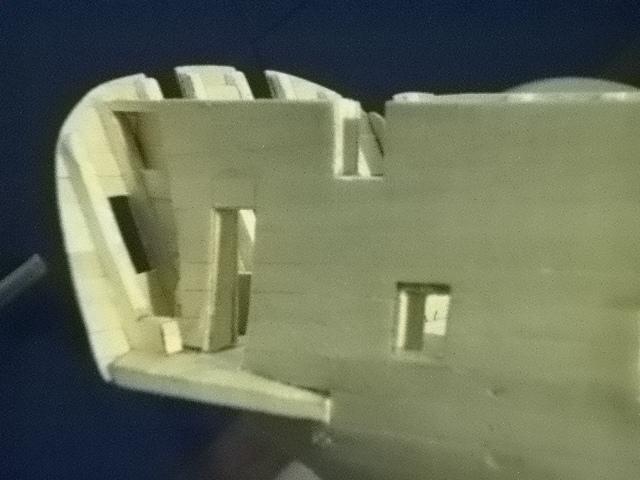 HMS Surprise di Patrik O' Brian secondo Brian Lavery... autocostruita. P1000613