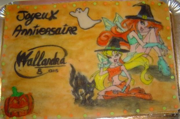 personnages déguisés pour Halloween 00212