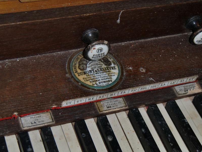 Harmoniphrase Dumont & Lelièvre  Dumont14