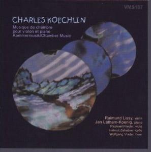 Koechlin - Musique de Chambre et Solos (Piano, flûte etc.) - Page 3 11-04-11