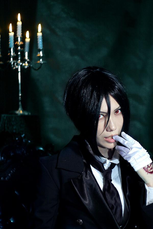 Cosplays Kuroshitsuji/Black butler Kurosh14