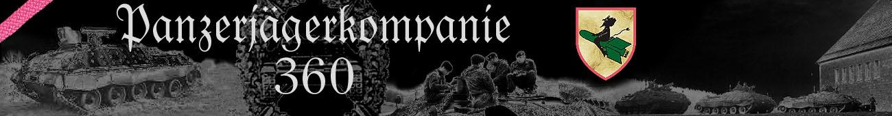 Panzerjager kompanie 360