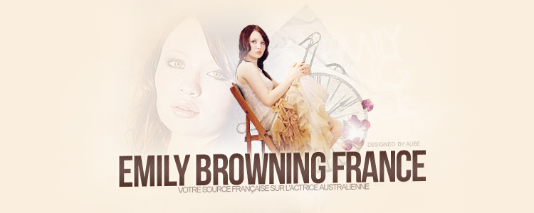 Emily Browning France
