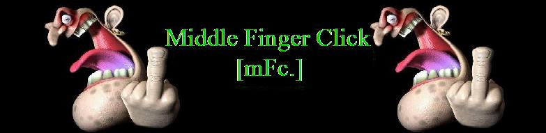 Middle Finger Click