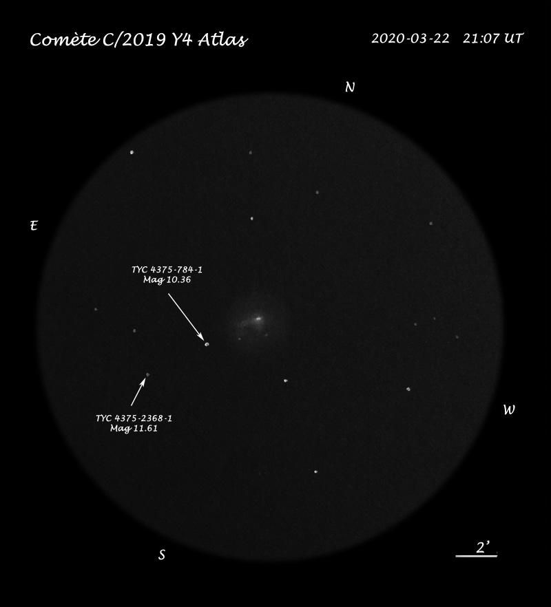 Comètes - Page 3 20032210