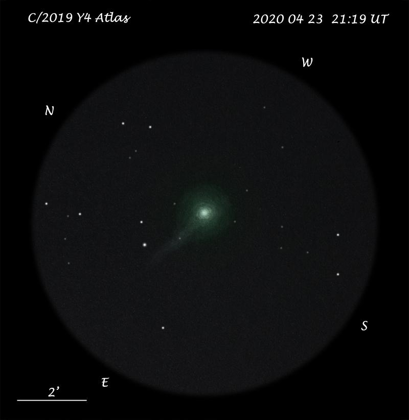 Comètes - Page 3 20042311