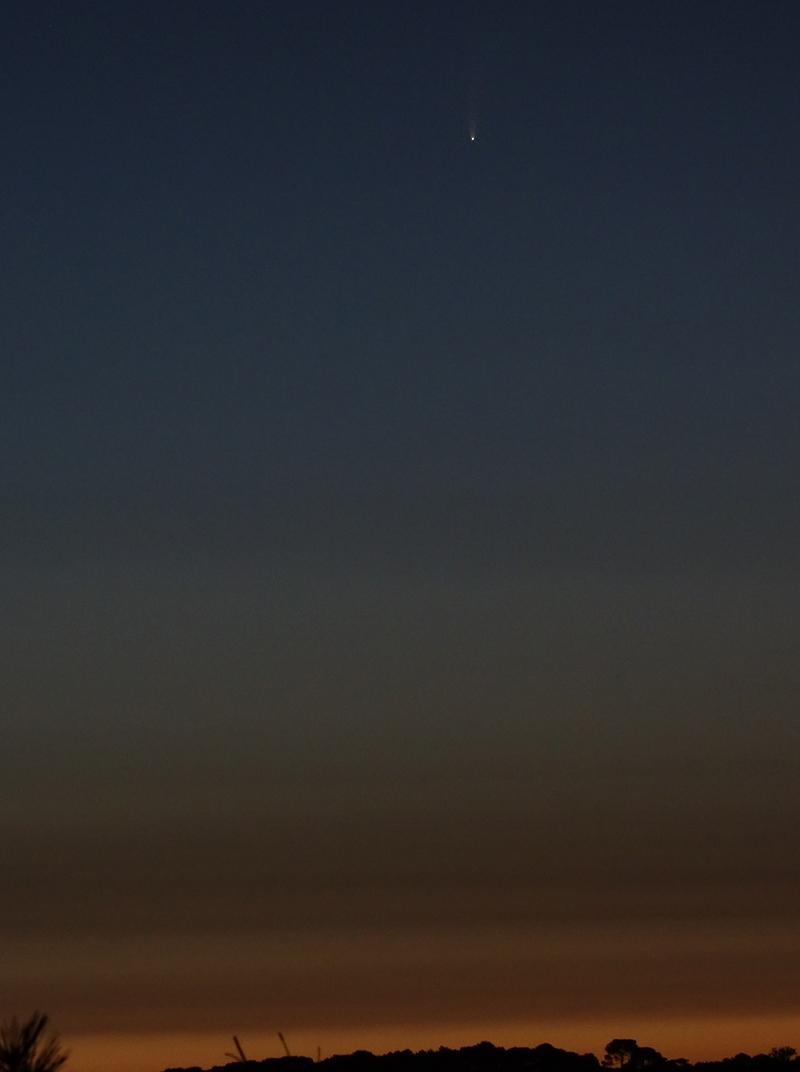 Comète C/2020 F3 NEOWISE 20070810