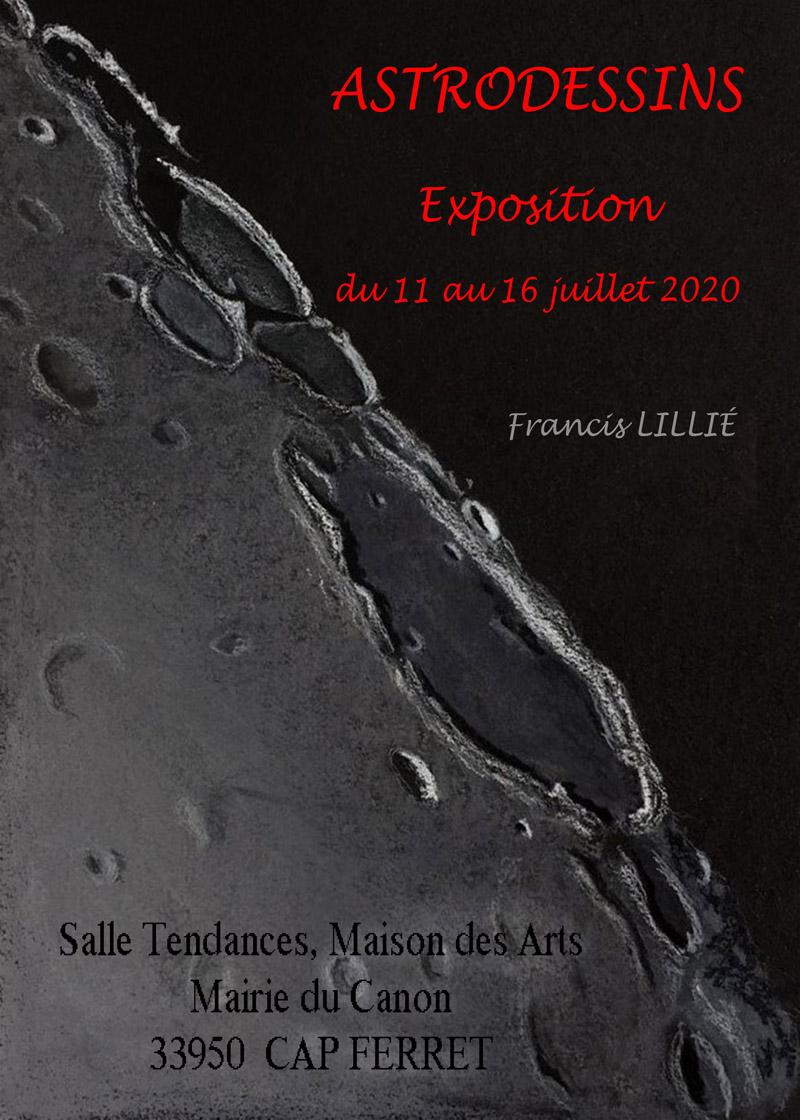 EXPOSITION D'ASTRODESSINS du 11 au 16 juillet 2020 Flyer_12