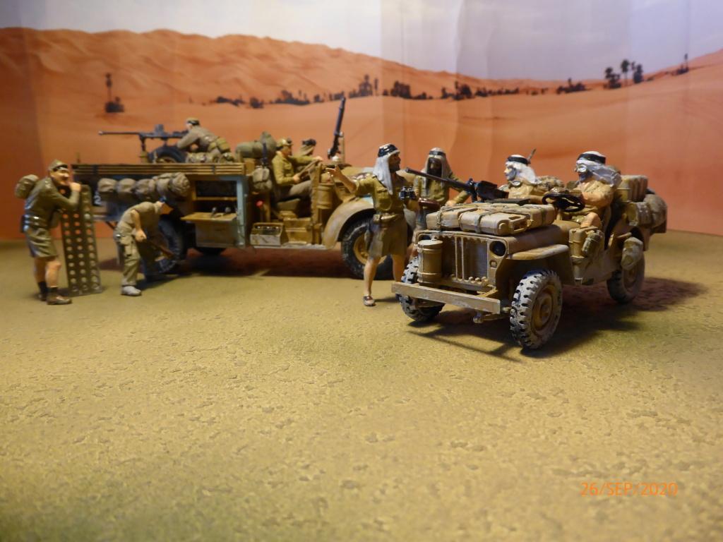 RENCONTRE S.A.S. dans le désert de Lybie 1942 P1000918