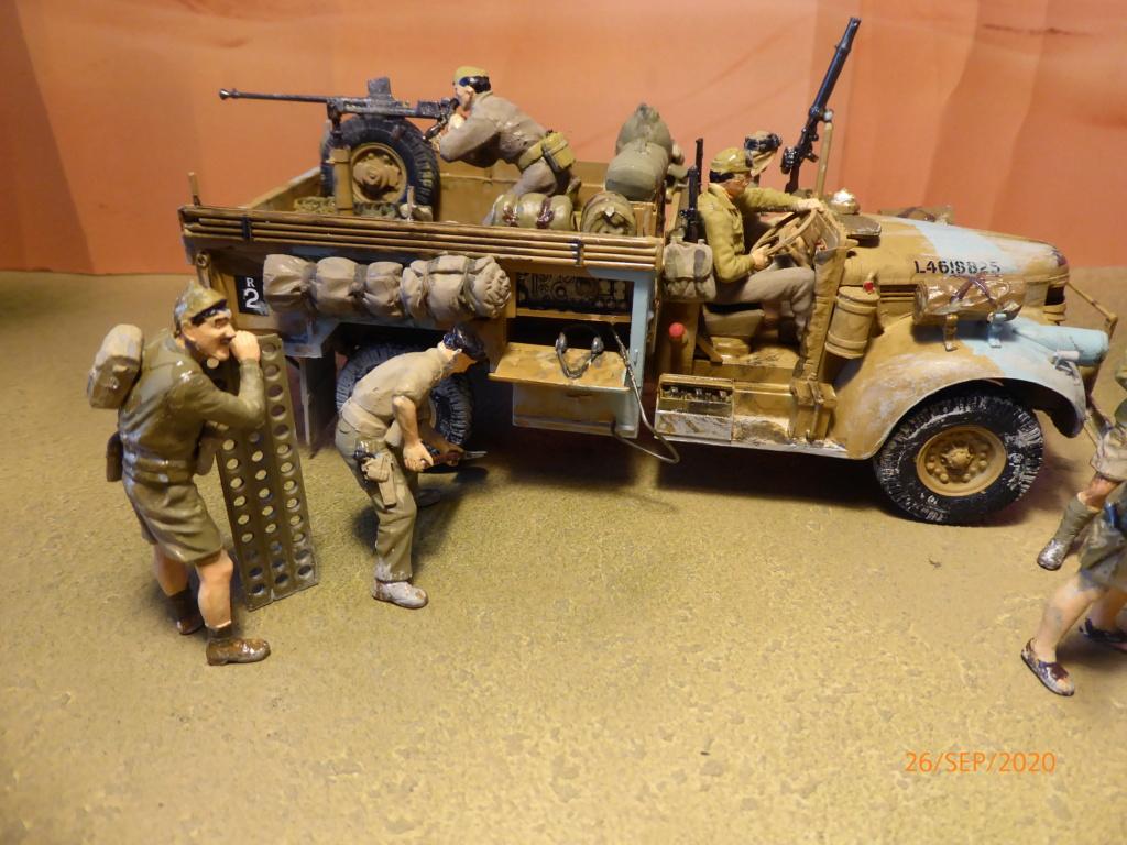 RENCONTRE S.A.S. dans le désert de Lybie 1942 P1000919