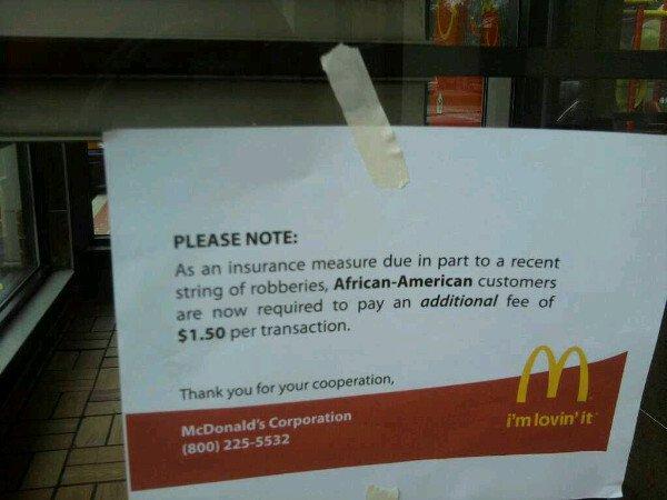 McDonalds é racista? Mcdona10