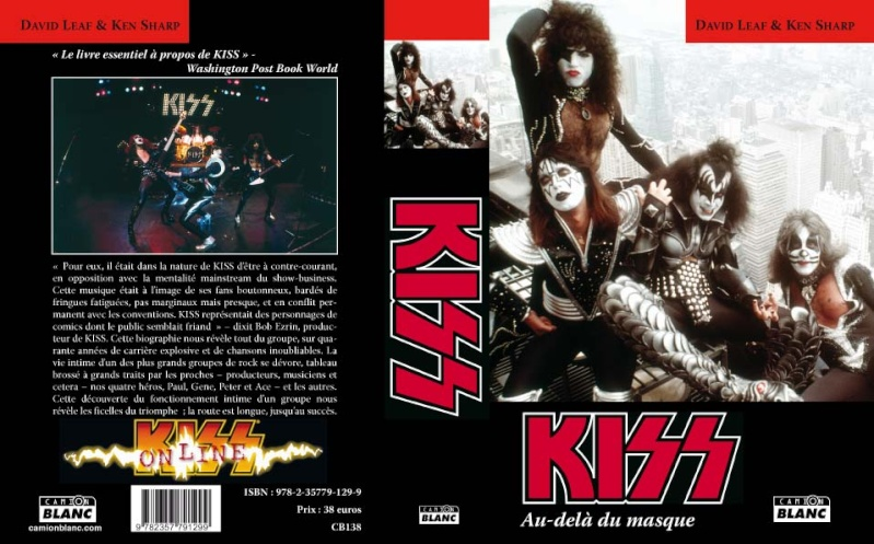 """KISS: Behind The Mask "" Kissba10"