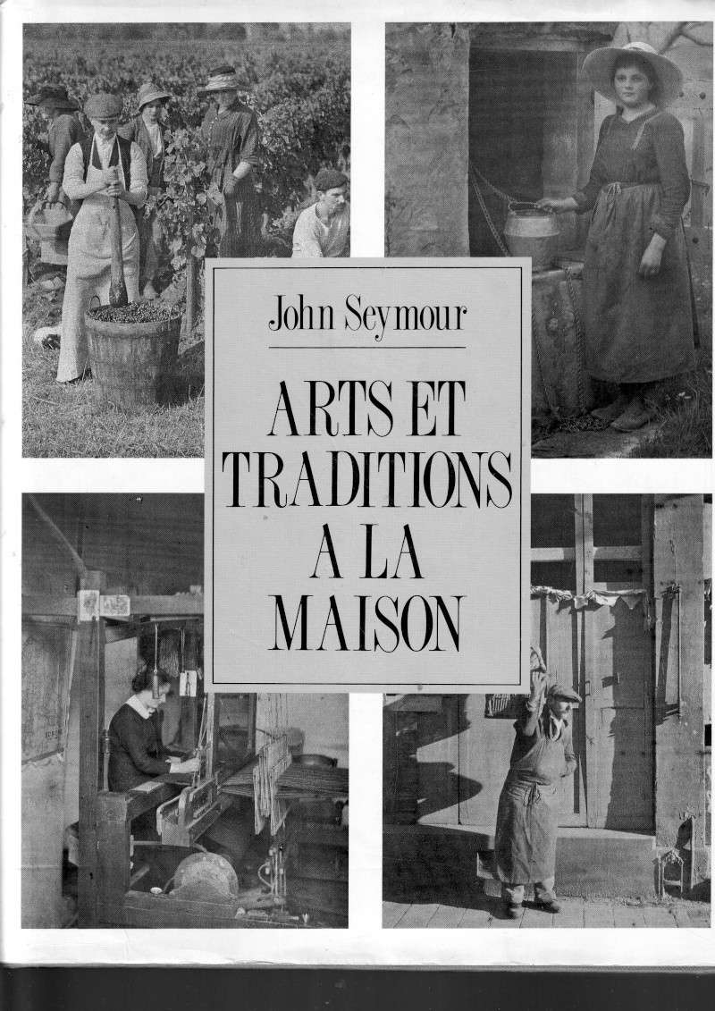 Arts et traditions à la maison de John Seymour Arts_e10