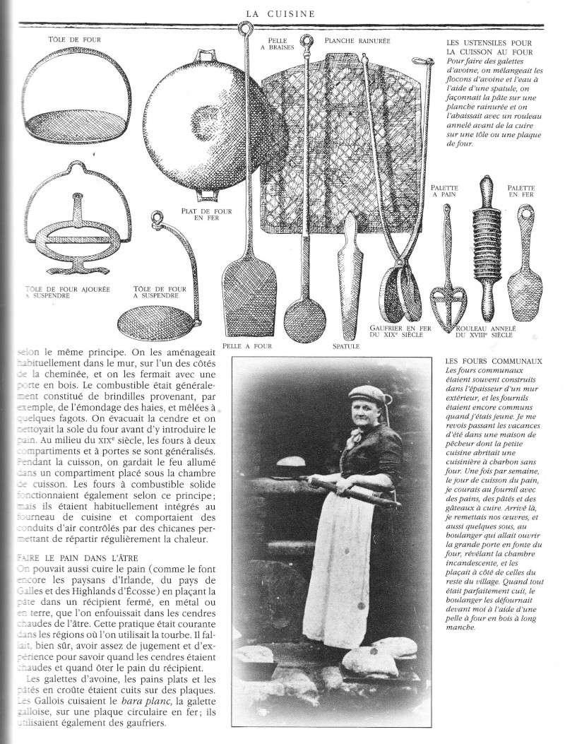 Arts et traditions à la maison de John Seymour La_cui11