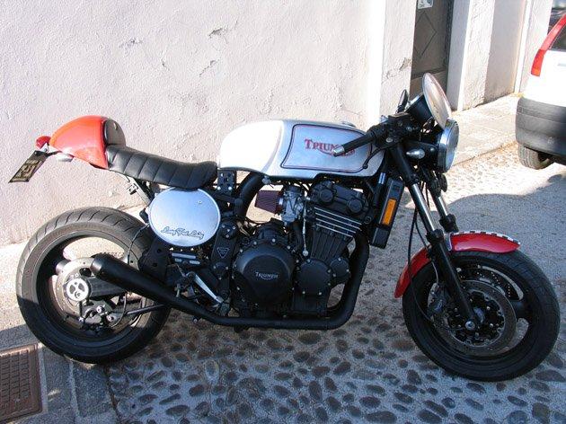 TRIUMPH T3 RACER 25265010