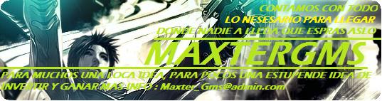 [ GWOW ] SERVER ONLINE MUY PRONTO ! Maxter10