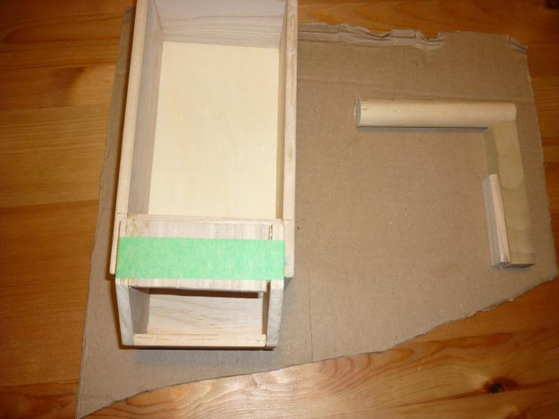 Matrix ECTO-1A RGB Ghost trap P1060512