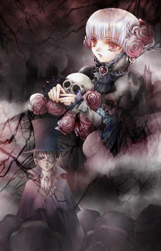 Мистические хроники (поэзия) Gothic10