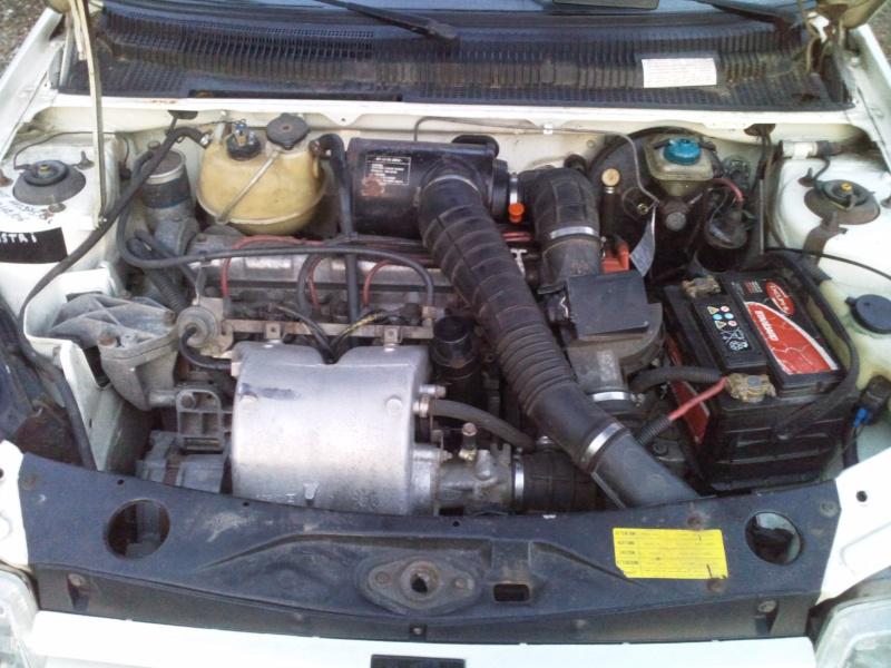 [nathan72] 205 GTI 1.6L 115cv Blanc Meije 1986 Photo016