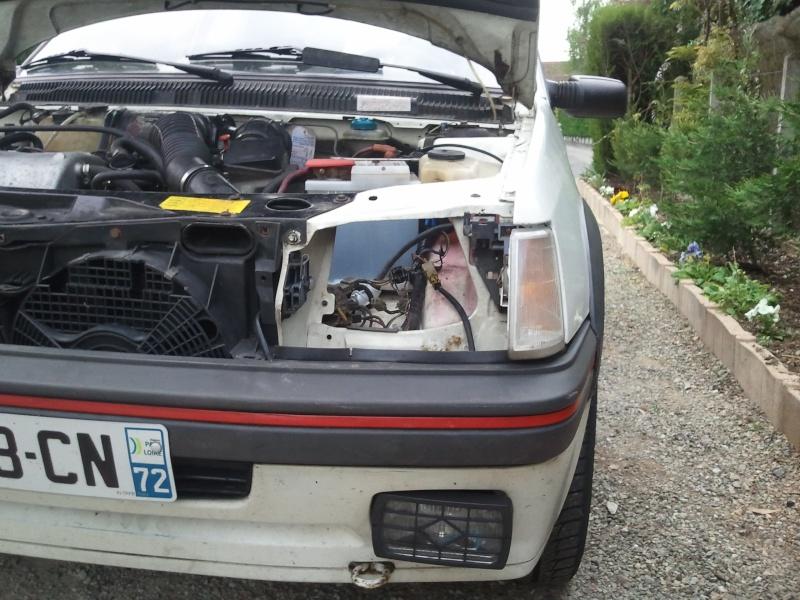 [nathan72] 205 GTI 1.6L 115cv Blanc Meije 1986 - Page 5 Photo027