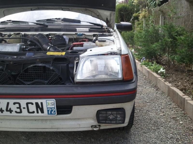 [nathan72] 205 GTI 1.6L 115cv Blanc Meije 1986 - Page 5 Photo029