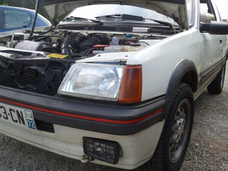 [nathan72] 205 GTI 1.6L 115cv Blanc Meije 1986 - Page 5 Photo030