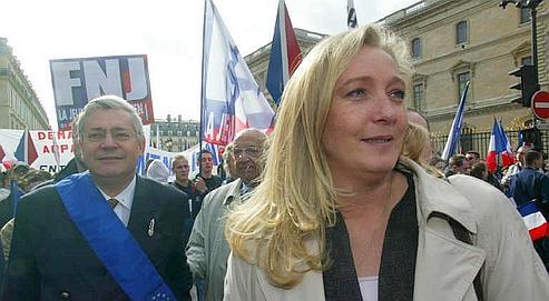 Marine Le Pen-Bruno Gollnisch : rien ne va plus 2b9b4710
