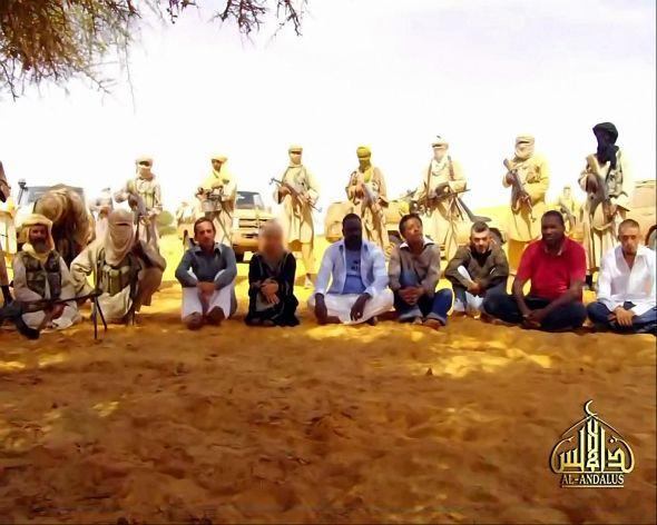 Niger: Les otages «sont en vie» Articl15