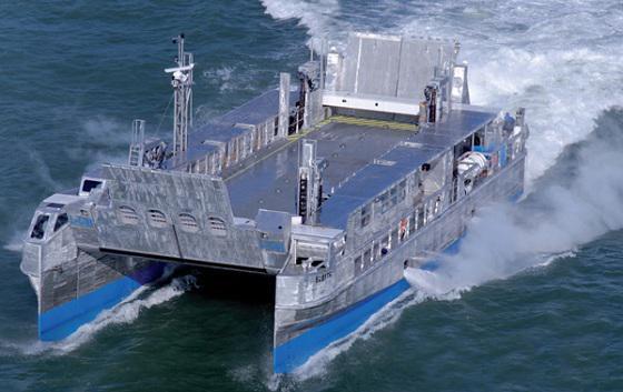 Le premier Engin de débarquement amphibie rapide prêt à être livré Edar-210