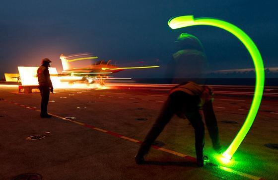 Libye : L'aviation française a « légèrement » accentué son effort Harmat10