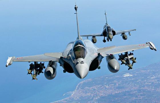 Libye : L'aviation française poursuit ses opérations à un rythme soutenu Harmat11