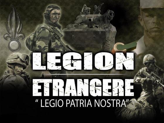 [b]anniversaire de La Légion étrangère  qui a 180 ans aujourd'hui[/b] Legion12