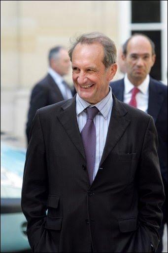 Gérard Longuet remplace Alain Juppé au ministère de la Défense Longue10