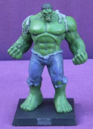 Les autres statues ou figurines de mon bureau... - Page 3 Hulk10