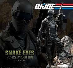 SNAKE EYES & TIMBER - SIDESHOW Images10
