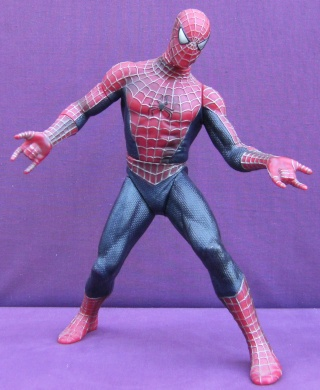 Les autres statues ou figurines de mon bureau... - Page 2 Spider10